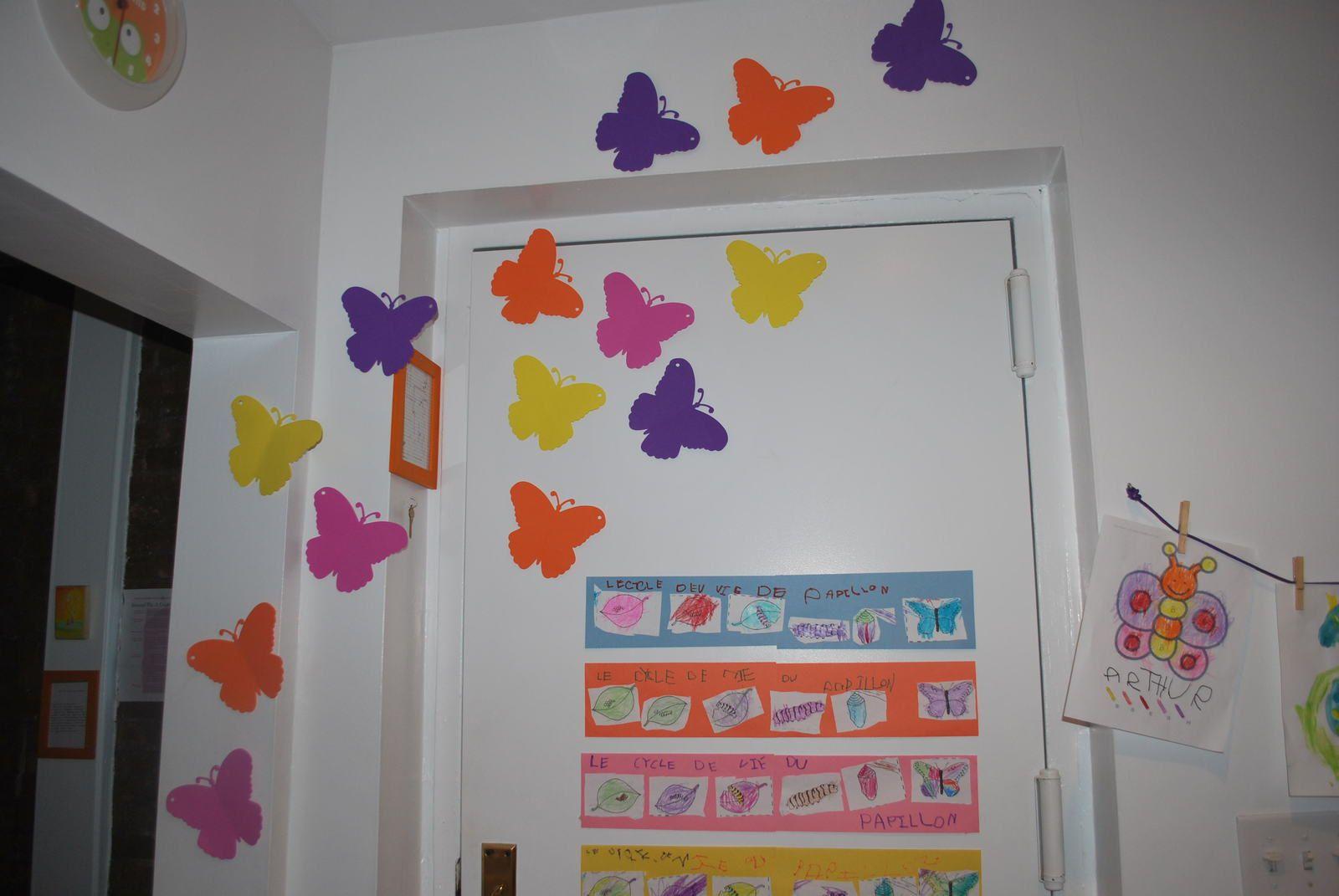 Decoration Maternelle Classe Ides De Design Dintrieur