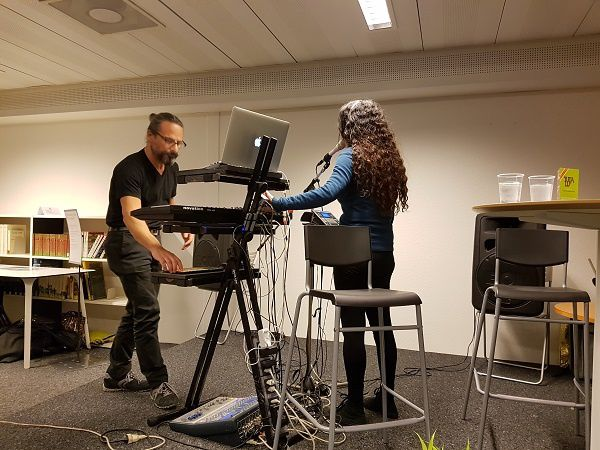 Nicolas Bonstein et Danielle Goren