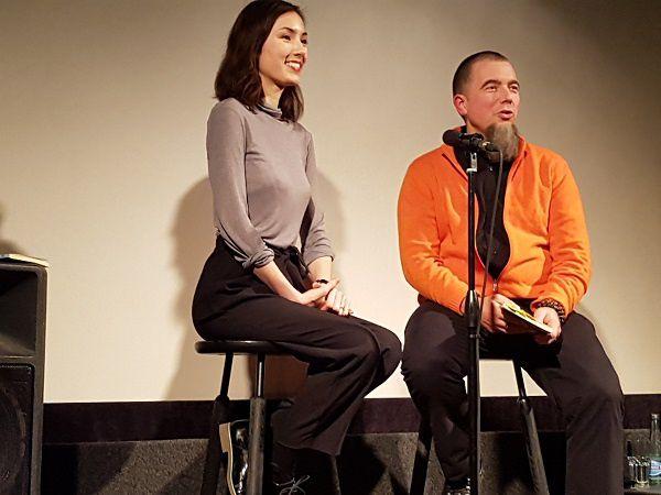 Elisa Shua Dusapin et Pierre Fankhauser