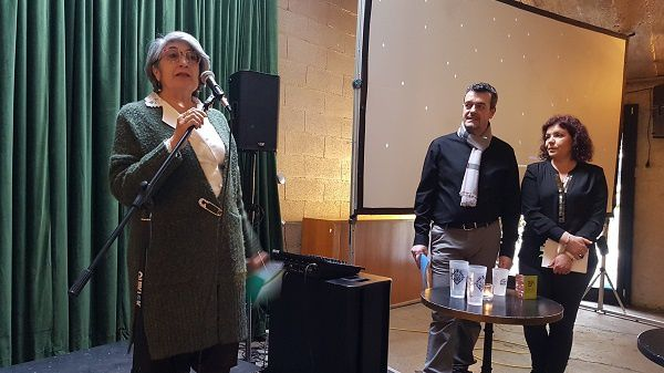 Sima Dakkus Rassoul, Shemsi Makolli et Sabiha Berisha Makolli