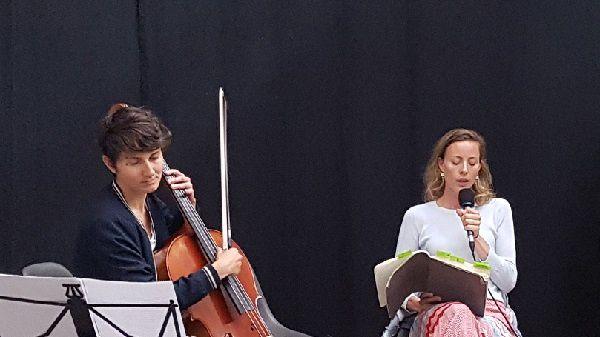 Céline Chappuis et Mélanie Chappuis