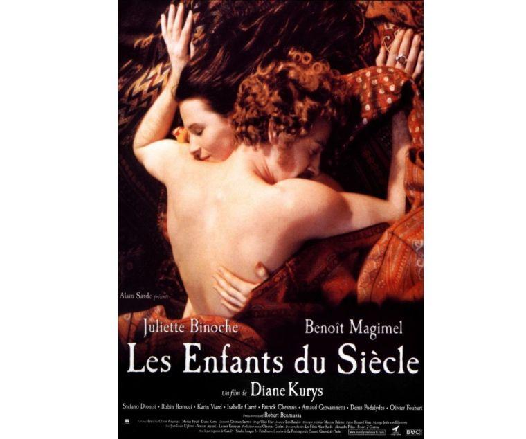 """Cette affiche est tout sauf représentative du film ... Morgana trouve que c'est plutôt """"L'arnaque du siècle"""" pendant que la Luciole s'interroge sur l'intérêt de remplir plus de la moitié de l'affiche du dos de Magimel ..."""