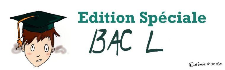 Edition spéciale Bac : Sommaire