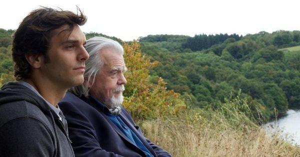 Pio Marmai et Michael Lonsdale  © Maestro - 2014