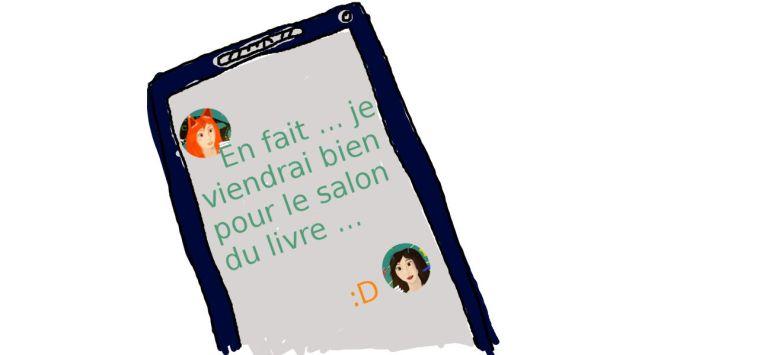 Balade Littéraire #5 : Salon du Livre 2015 - Paris
