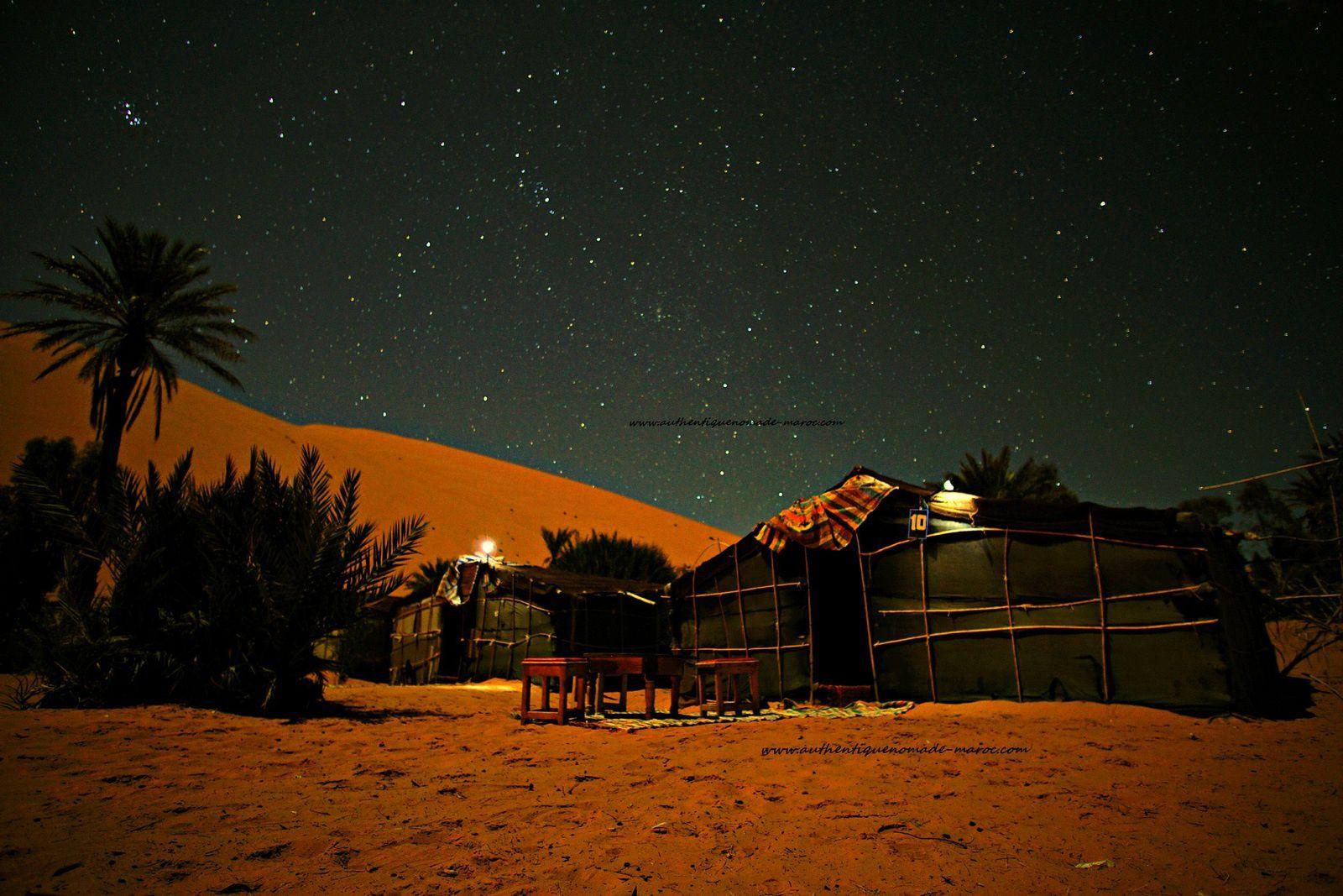 Passer Le Rveillon Du Nouvel An Dans Le Dsert Marocain