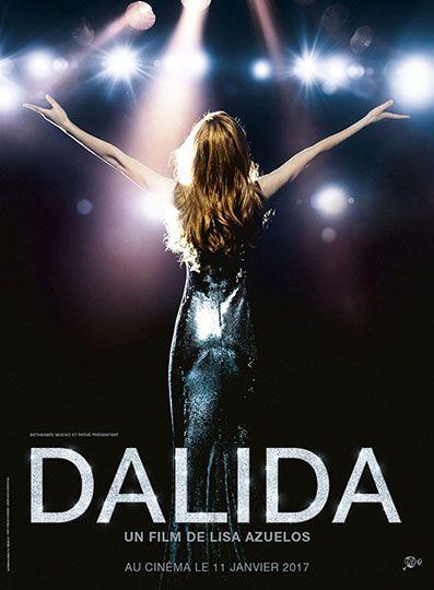 Découvrez la première bande-annonce de Dalida, le film.