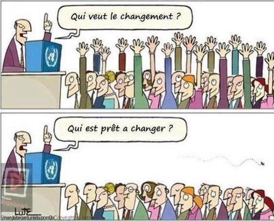 Comment changer le monde? (Maintenant qu'on sait, on fait quoi?)