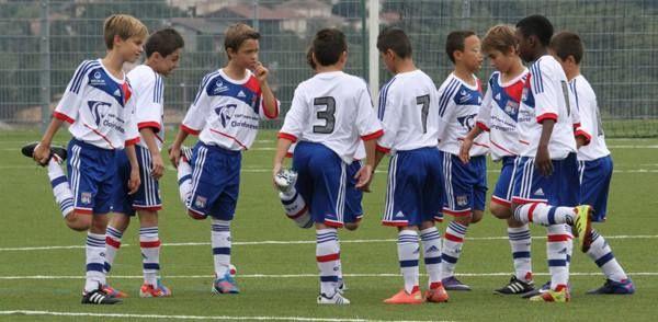 Depuis toujours, l'OL a misé sur la formation de jeunes talents.