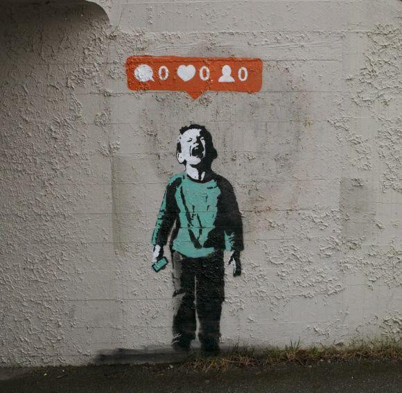 Street Art et Social Networks