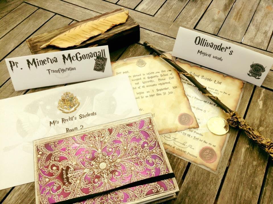 Séquence de rentrée 5e : Welcome to Hogwarts