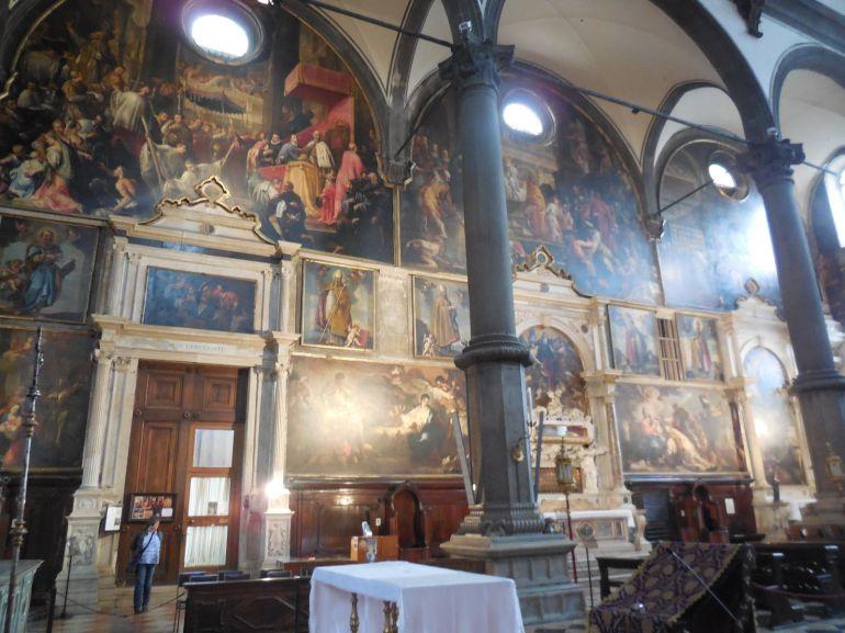 Venise vue du Campanile.