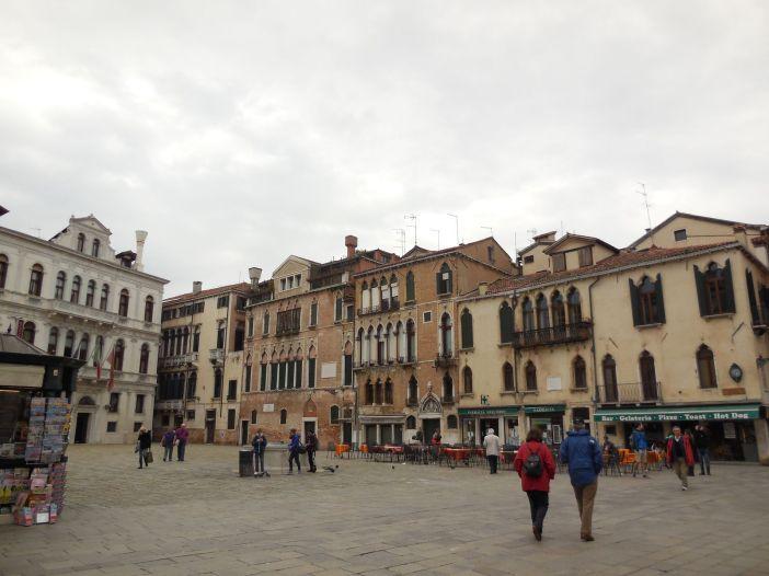 Le Campo Santa Maria Formosa...