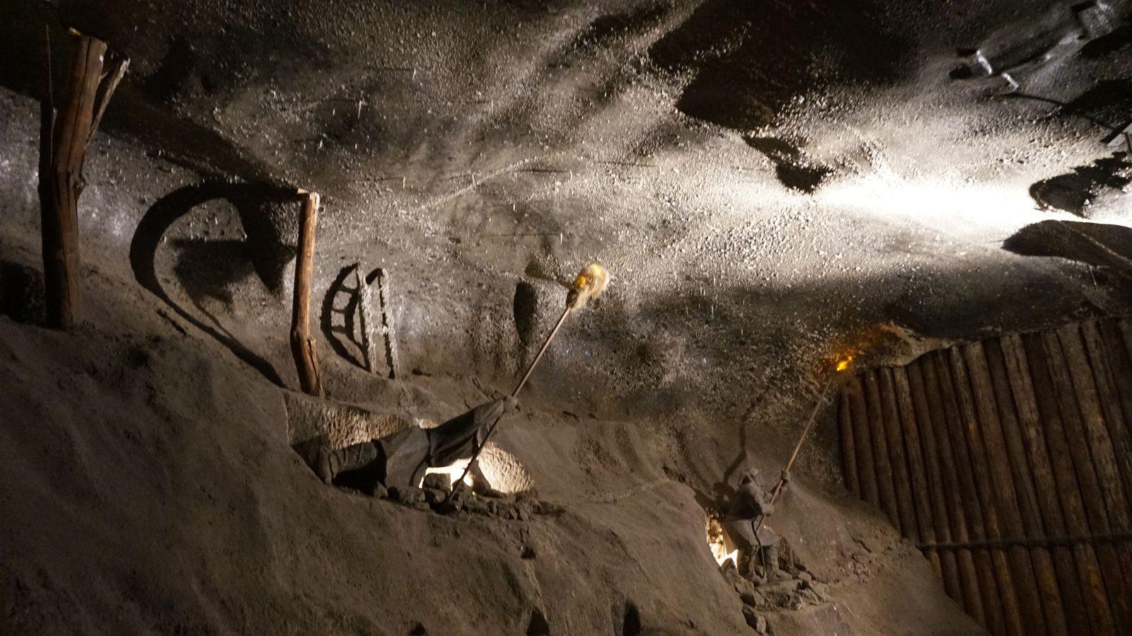Mines de sel wieliscka