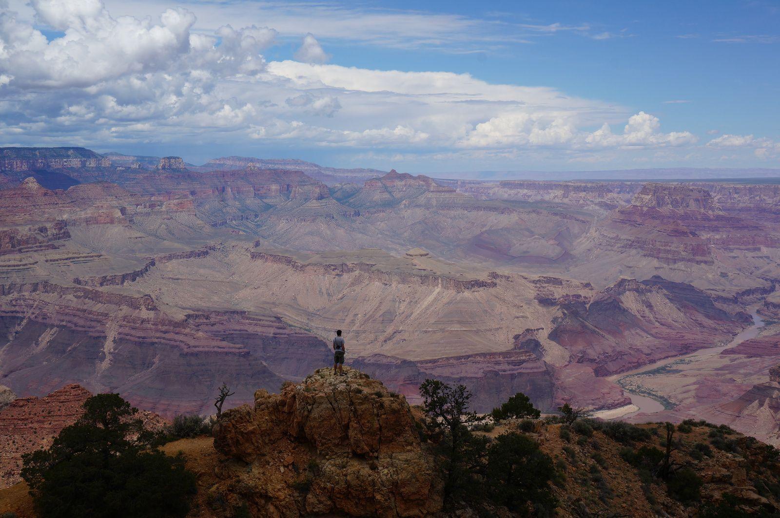 grand canyon south side