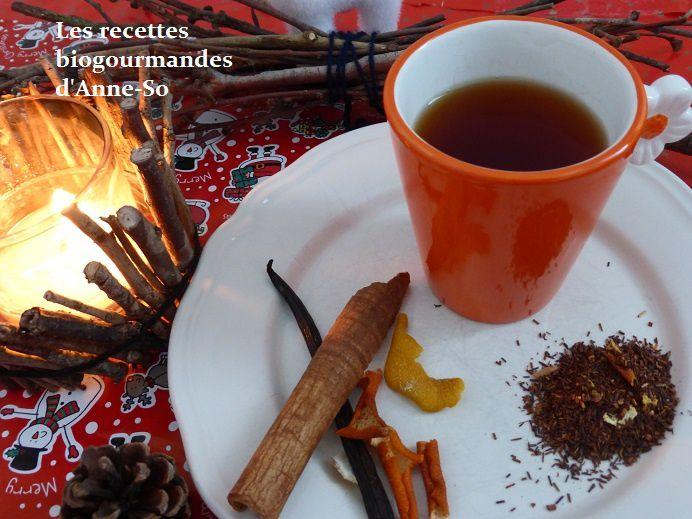 the rooibos de noel les recettes
