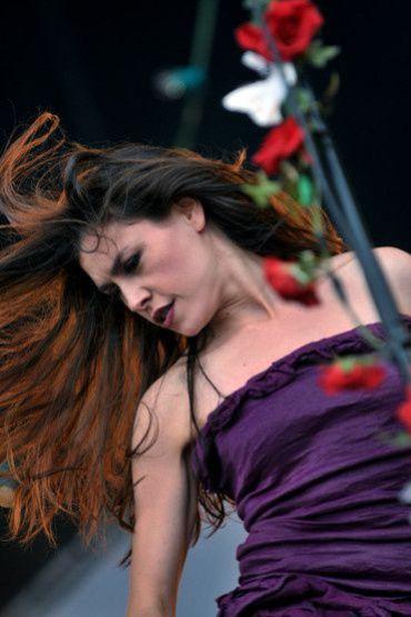 Olivia Ruiz – © Eric Pollet