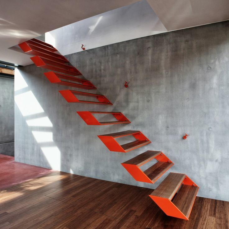 Dossier spécial : escaliers