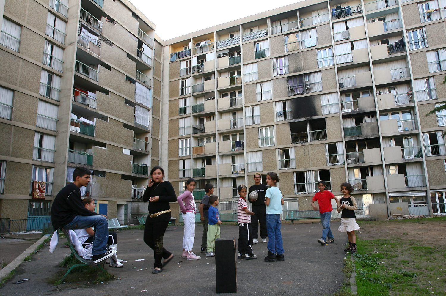 Image result for les banlieues