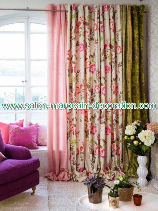 salon marocain decoration overblog