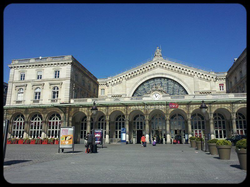Belle vue de Paris