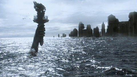Montée des océans: la Statue de la Liberté et d'autres hauts lieux américains menacés