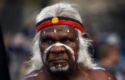Les aborigènes australiens ont gané: pas de déchets nucléaires sur leurs terres - AFP PHOTO / POOL /David Gray