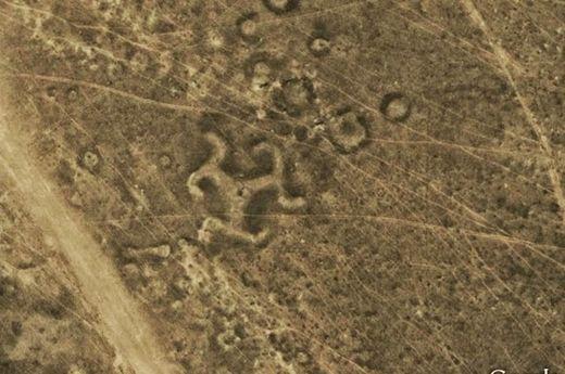 Découverte de 50 géoglyphes au Kazakhstan