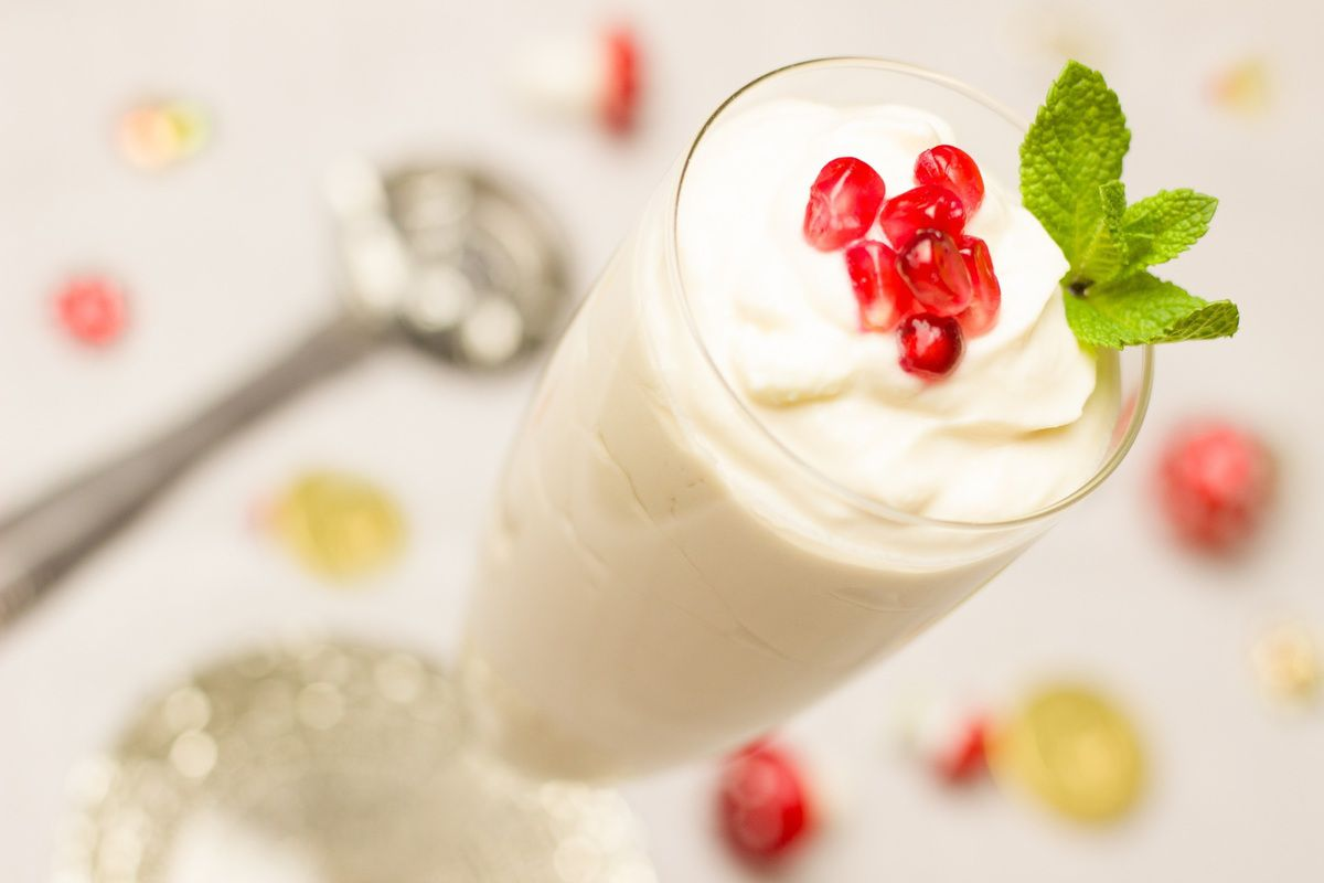 glace italienne aux fruits thermomix