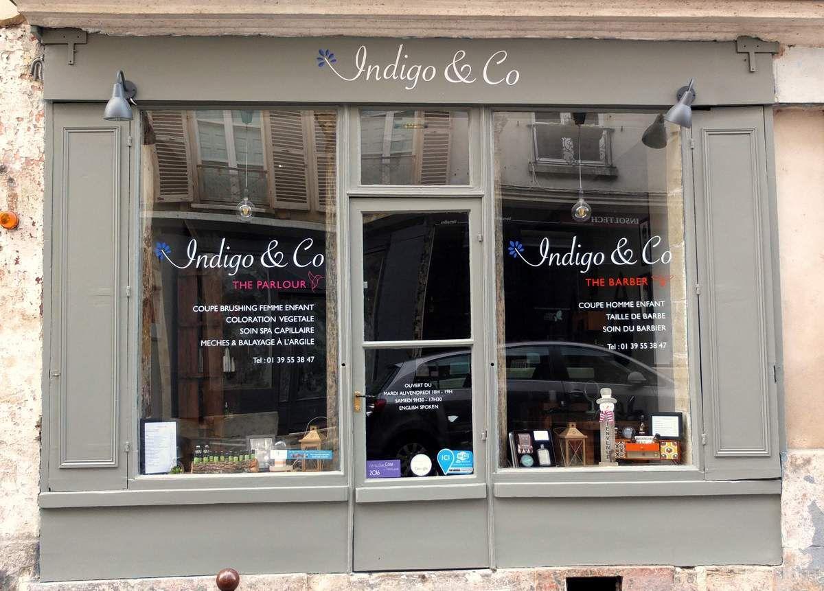 Indigo Amp Co Coiffeur Bio Et Barbier Versailles