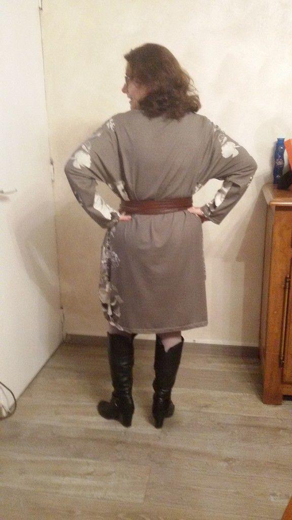 robe jersey modepingle