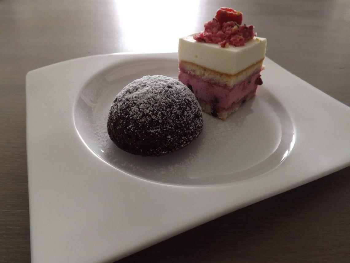 Moelleux au chocolat et framboises (recette rapide et ...