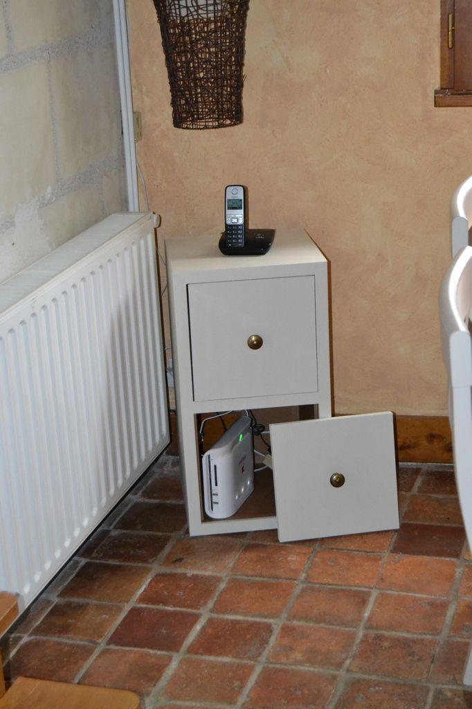 meubles en carton