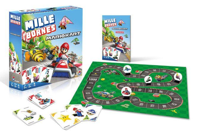 [Sélection Noël] Test : le Mille Bornes Mario Kart (Jeux Dujardin)