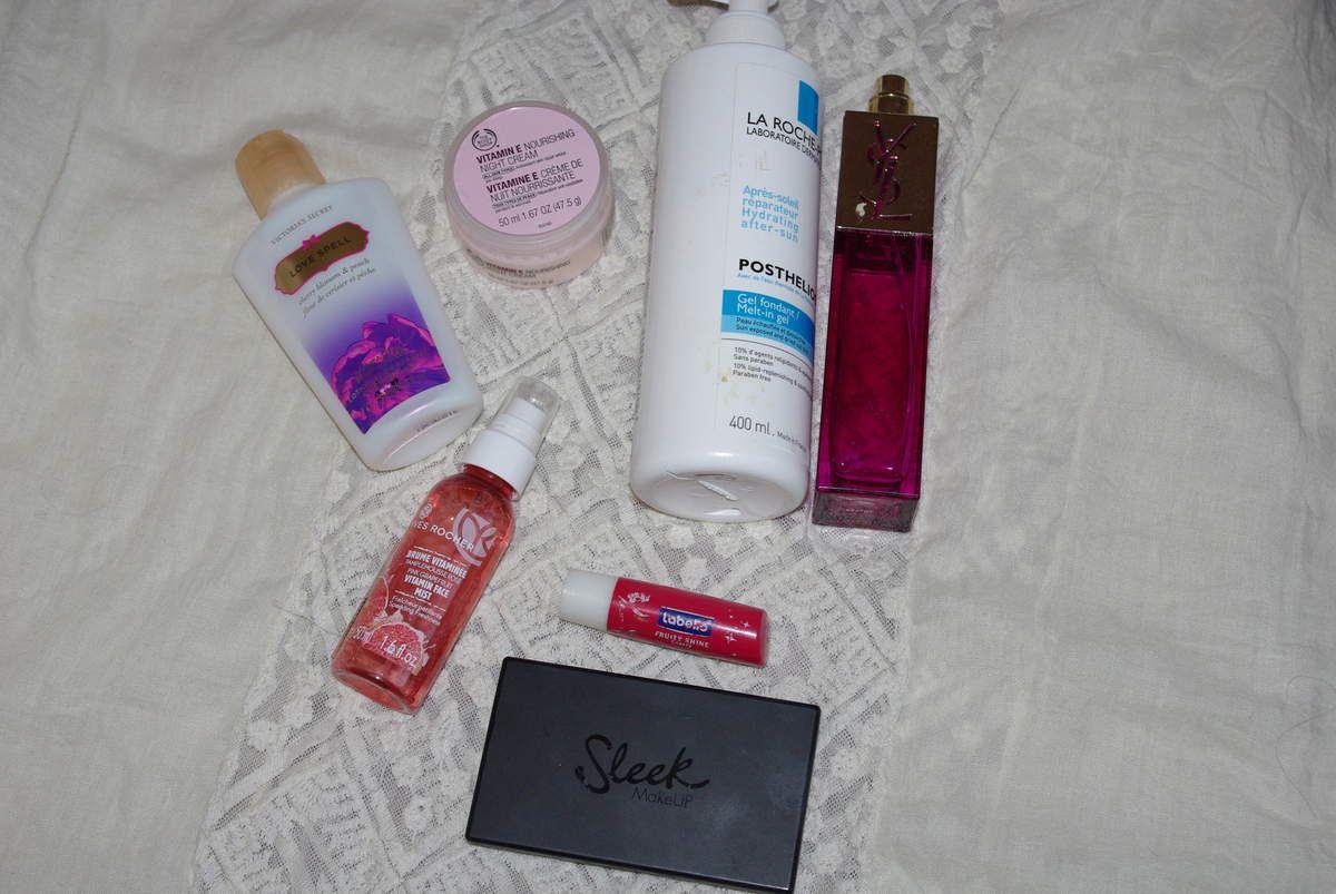 Ces produits qui ne me servent à rien, mais que j'aime bien !