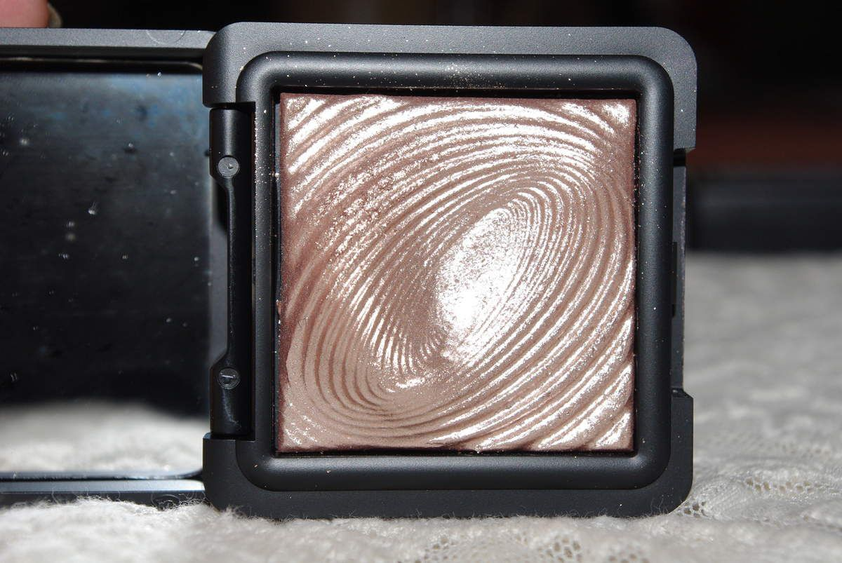 Je surf sur la vague des Water Eyeshadow de Kiko