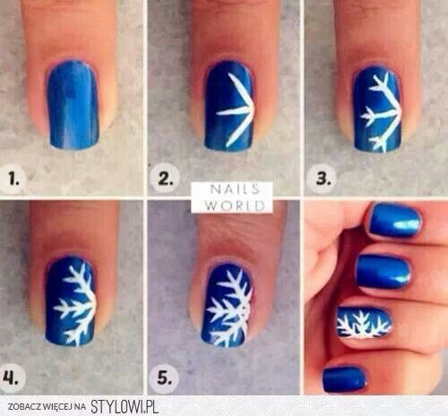 Du Nail Art pour NOEL