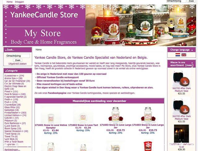 Haul : Yankee Candle