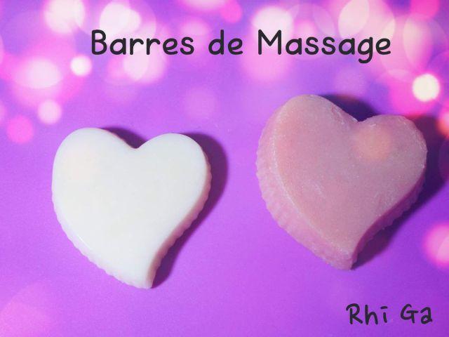 DIY : Des barres de massage