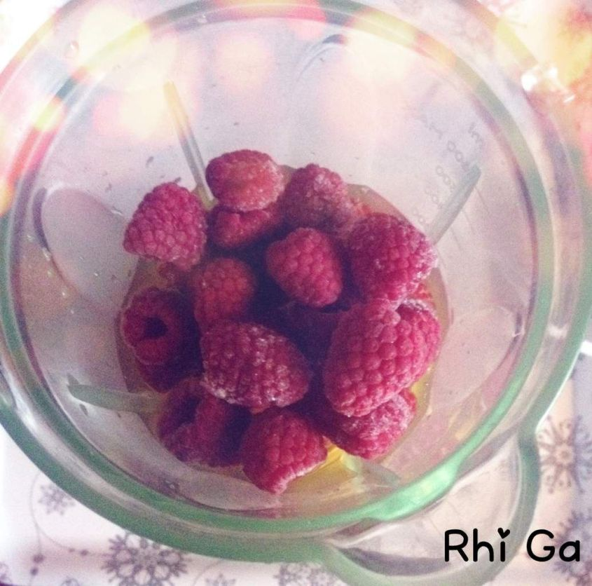 Le Smoothie rose
