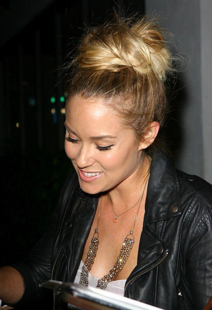 Hairstyle : Le Bun