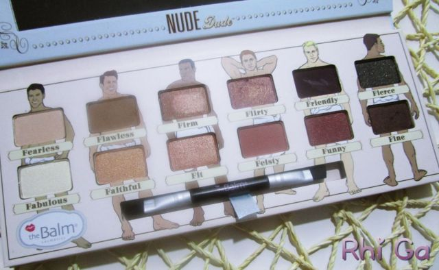 Nude Tude Volume 2 By The Balm