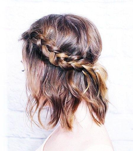 Des coiffures pour celles qui n'ont pas de longs cheveux