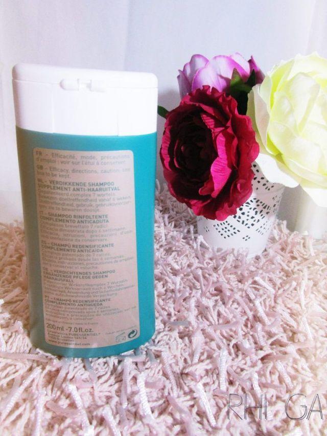 Puressentiel et son shampooing complément anti-chute