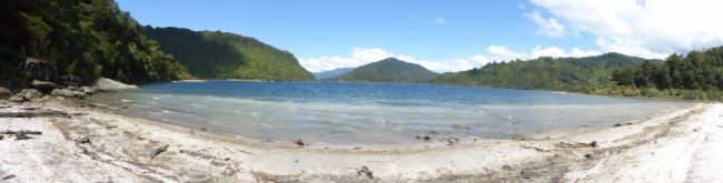 Lake Waikaremoana - Great Walk #2