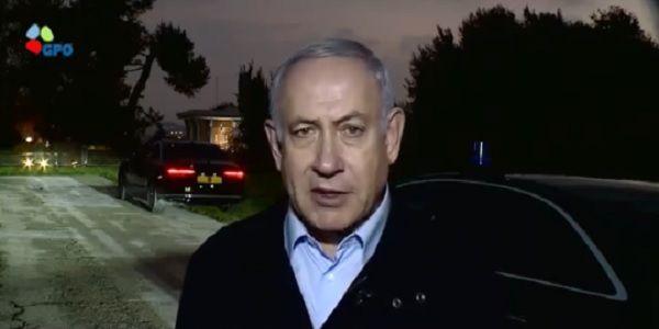"""L'étrange message vidéo de Netanyahu : """"Nous nous préparons aux prochaines étapes"""""""