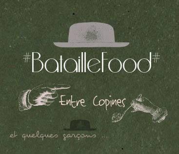 Cocooning & réconfort, Bataille Food #41 (Annonce du thème).