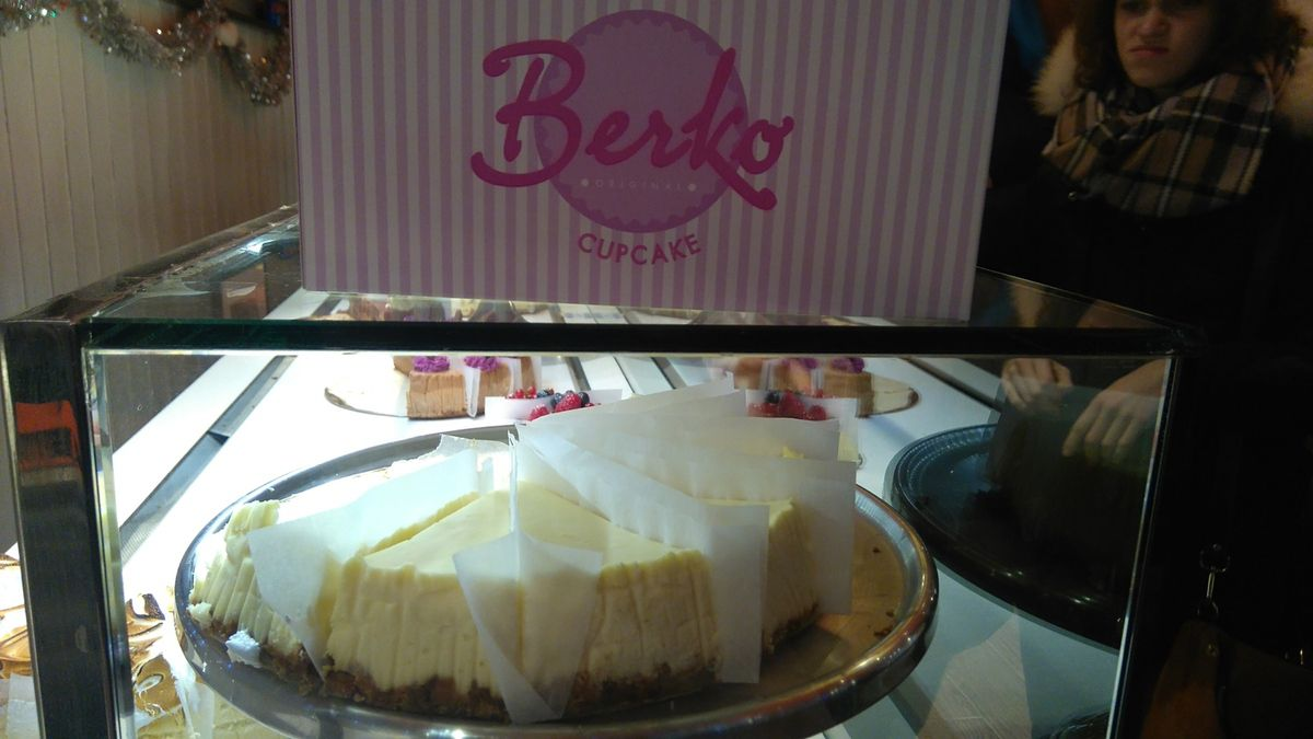 Berko : le temple du cheesecake à Paris
