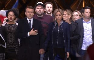 l'appartenance maçonnique d'Emmanuel Macron révélé par Gioele Magaldi (franc-maçon italien au 30ème degré) et le journaliste juif franc-maçon Serge Moati