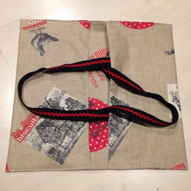 Coudre un Sac à Tarte - Tuto Couture DIY